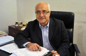 L'avvocato Giovanni Spina