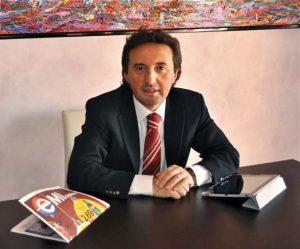 Giancarlo Paola, A.D. GMF e direttore comm. Gruppo Unicom