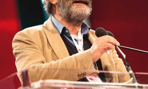 Mario Bravi, presidente Ires Cgil Umbria
