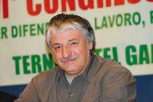 Ulderico Sbarra, segretario Regionale Cisl Umbria