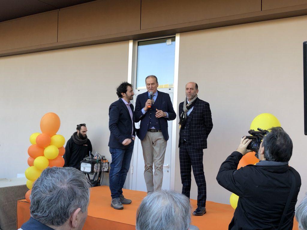 A Perugia inaugurato un nuovo superstore Conad in via Settevalli