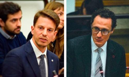 Tommaso Bori e Michele Bettarelli